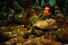 South African Paratroopers